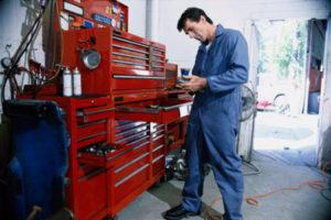 Garage Repair Insurance Program