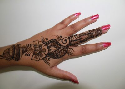Henna Tattooing Insurance