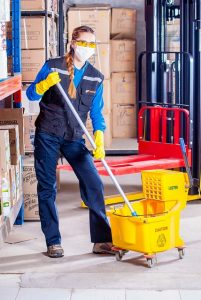 Janitorial Services Insurance Program