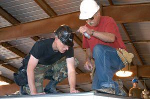 acoustical ceiling insurance